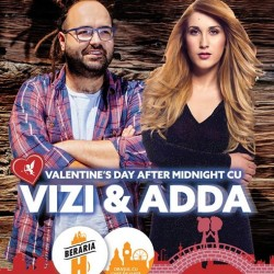 Vizi Imre & Band  Special Guest Cristina Bălan  Valentines Day After Midnight