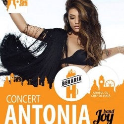 Concert Antonia & Joy Band