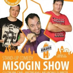 Misogin Show  Comedy Night