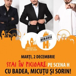 STAI IN PICIOARE PE SCENA H  STAND UP COMEDY SHOW