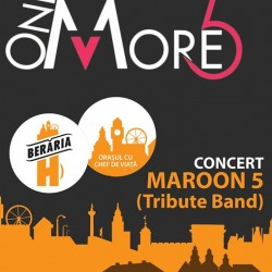 Concert Maroon 5 Tribute Band (One More 5