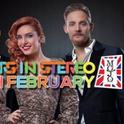 COLORS IN STEREO  14th February  Valentines day  Live in MOJO CLUB