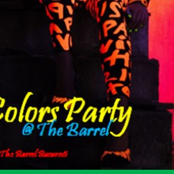 COLORS Party  The BARREL