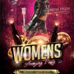 Womens amazing Party