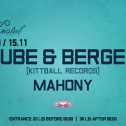 Kristal Glam Club presents Tube & Berger