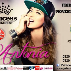 22 NOV // ANTONIA // PRINCESS CLUB