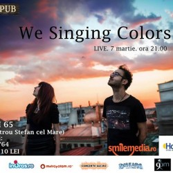 We Singing Colors LIVE in Open Pub