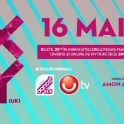 XXXY (UK) / Warm Up & After Party Amon & OK Corral / 16 mai / Colectiv