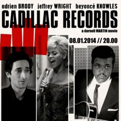 Movie Projection CADILLAC RECORDS (Music/Biography/2008/Darnell Martin