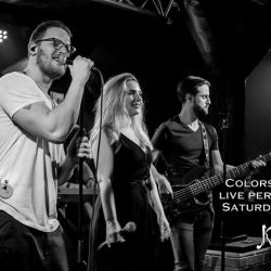 Colors in Stereo Live on Kaffa Stage