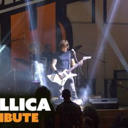 Metallica Tribute cu Justice Inc