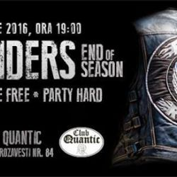Free Riders End of Season 2016