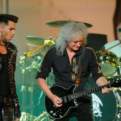 Queen  Adam Lambert - pentru prima data in Romania