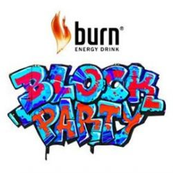 burn BLOCK PARTY afterparty w/ BOGMAN
