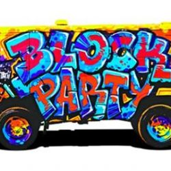 burn BLOCK PARTY Vol 1 29 August