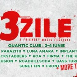 3ZILE A Friendly Music Festival