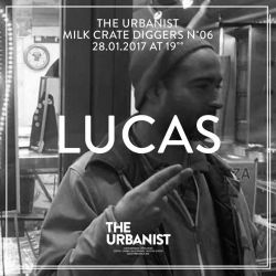 The Urbanist Milk Crate Diggers No 6 / Lucas