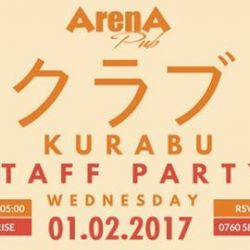 Kurabu STAFF PARTY arenapub
