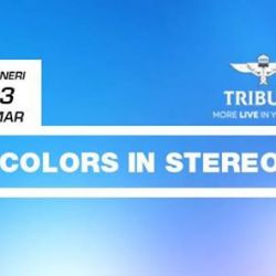 Colors In Stereo  Live at Tribute