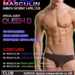 Mr Masculin Romania