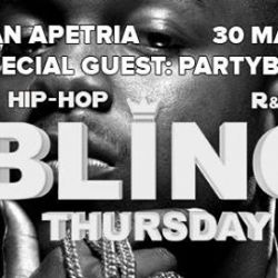 BLING Thursday with Dan Apetria Special Guest Partybusta