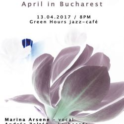 András Zoltán / Stefano Priori 4tet  April in Bucharest