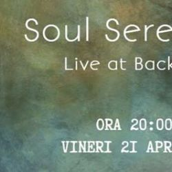 Old Time Blues & Jazz  with Soul Serenade  BackYard