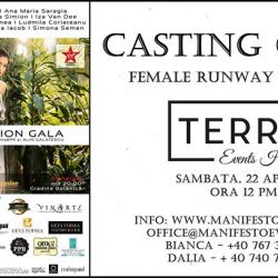 Casting Call // Female Runway Models Spring Fashion Gala