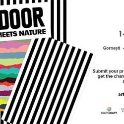 Artdoor, big art installations contest at Awake