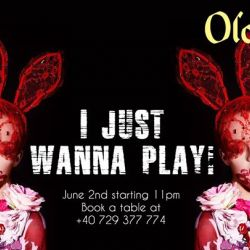 I just wanna play *Old City  Friday, the 2nd of June