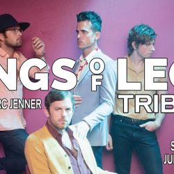 KINGS of LEON Tribute at MOJO / Friday June 9th at 10pm