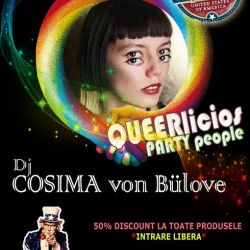 QUEERlicios People Party 2 - American Idependence Day