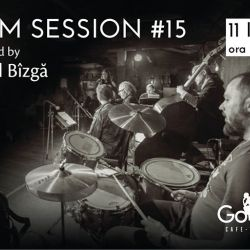 Jam Session #15 hosted by Emil Bizga