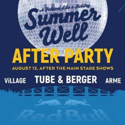 Red Bull After Party at Summer Well 2017