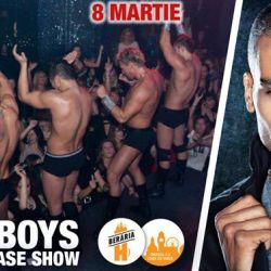 LADIES ONLY  8 MARTIE  MALE STRIPPERS + MIKE DIAMONDZ #live