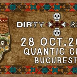 Dirty Shirt, Targ3t & Etheric / Quantic Club, Bucuresti