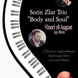 Body and Soul  with Sorin Zlat Trio