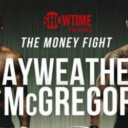 Mayweather vs McGREGOR live at Tete A Tete
