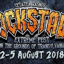 Rockstadt Extreme Fest 2018 2-5 August  Official Event