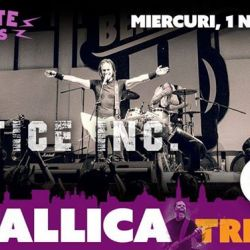 Metallica Tribute w/ Justice Inc IT Tribute Nights