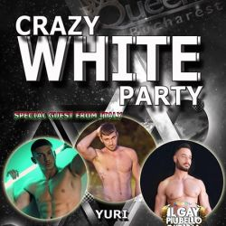 Crazy WHITE Party from ITALY