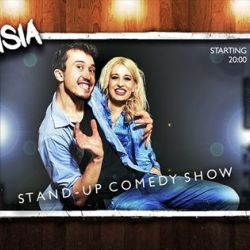 Standup Comedy Show w Serghei&Anisia  12 Octombrie