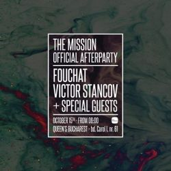 The Mission Official Afterparty