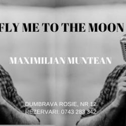Fly me to the moon  cu Maximilian Muntean