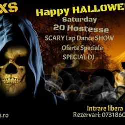 Happy Halloween Party si 20 hostesse super hot