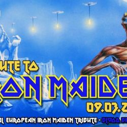 Tribute to Iron Maiden, Blood Brothers, București