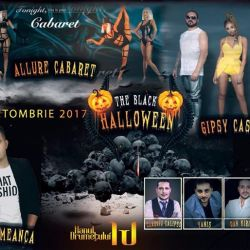 The Black Halloween Party HD