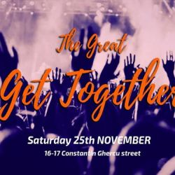The Great GET Together Party at Princess Club Bucuresti