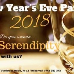 Serendipity New Years Eve Party
