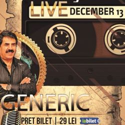 Dan Ciotoi si Generic LIVE in The Vintage